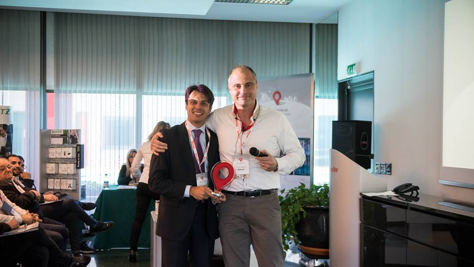 Errebian premiata al Dealer Day Esselte
