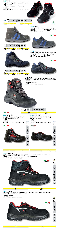DEM ssl calzature bss