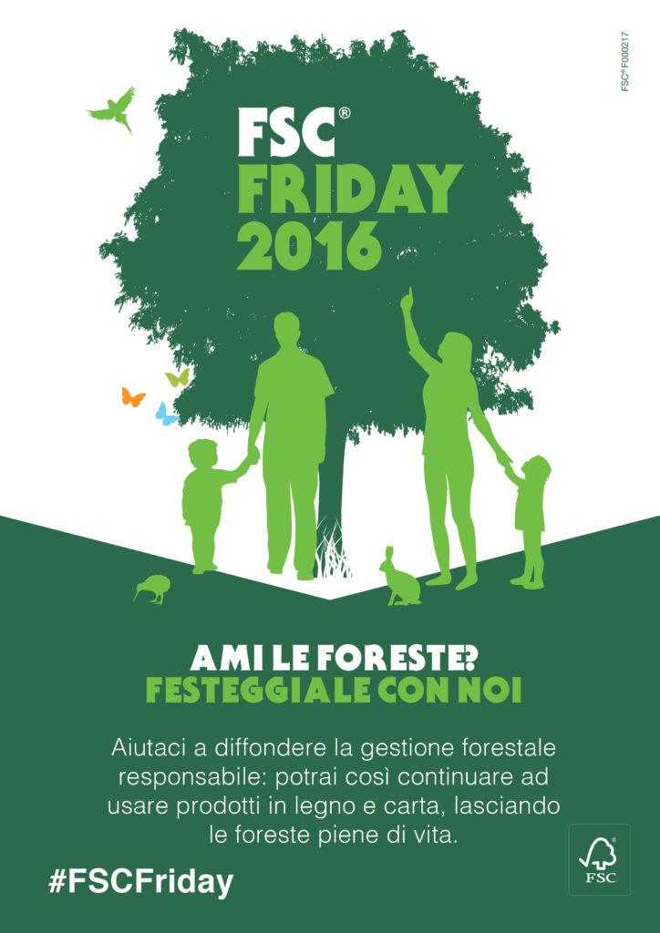 FSC Friday 2016 poster