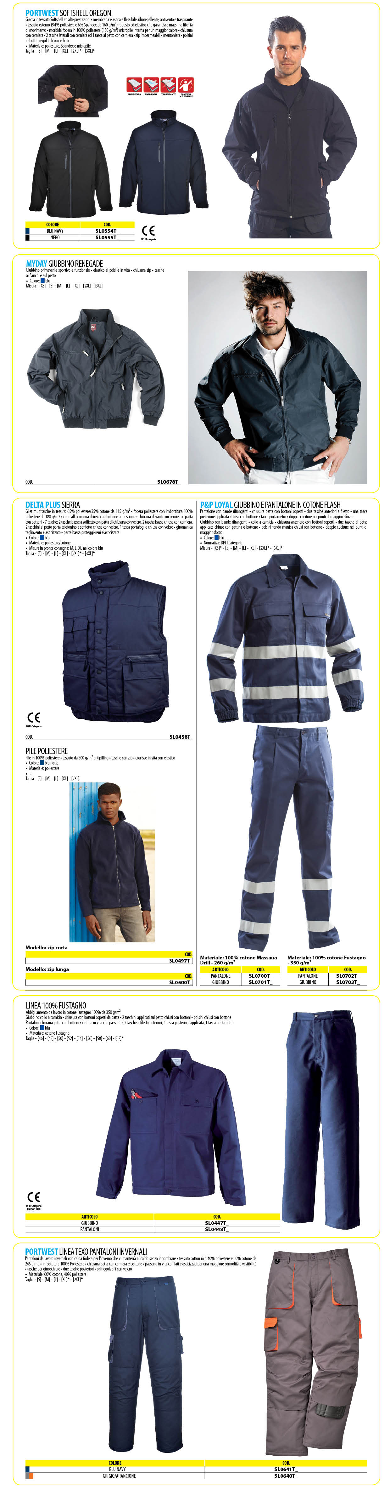 abbigliamento invernale eora2
