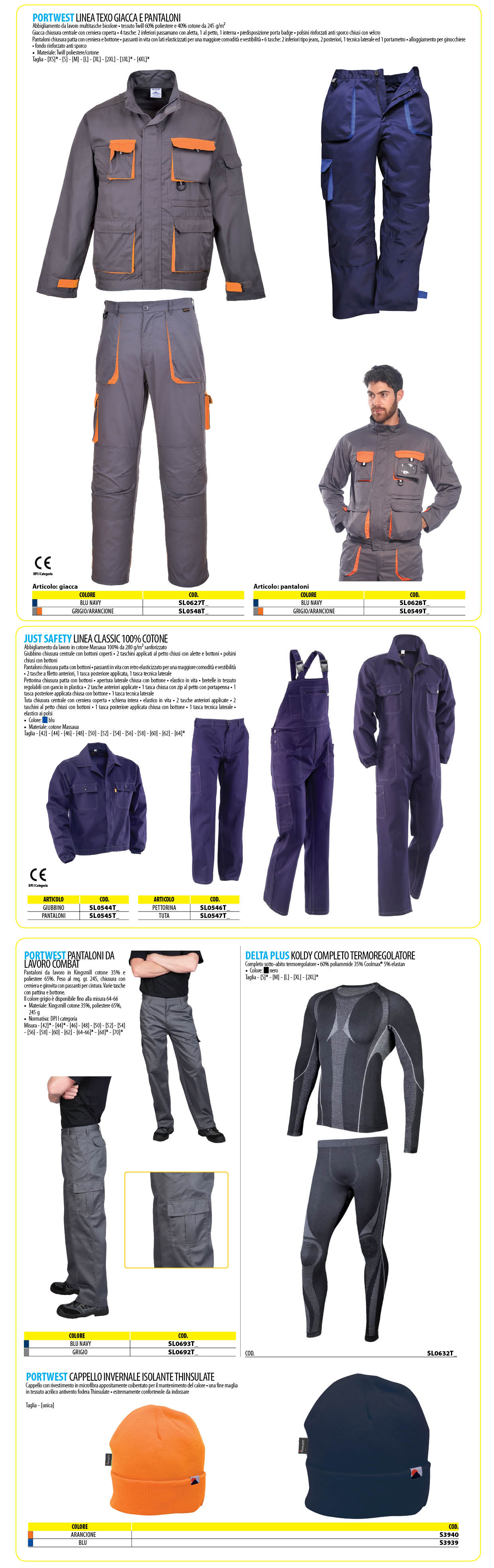 abbigliamento invernale eora3